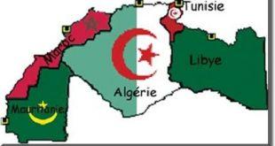 ماهي دول المغرب العربي