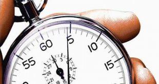 امثال عن الوقت ساعة
