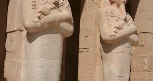 الملكة حتشبسوت واهم اعمالها