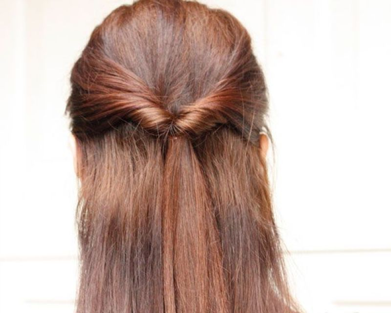 Indian Hairstyles For Long Hair Step By Instructions
