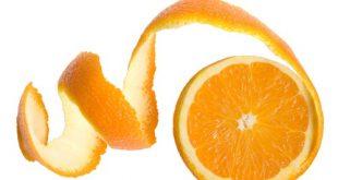 صور فوائد قشر البرتقال