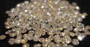 اول مصدر معدن الماس