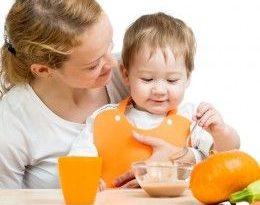 صوره اغذية طفلك في الشهر الثامن