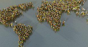 كم عدد نسمة في العالم