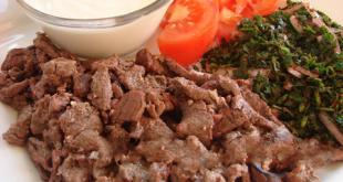 طريقة عمل شاورما اللحمه