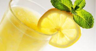 صور طريقة صنع عصير الحامض