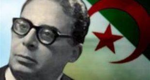 بيت شعري عن الجزائر