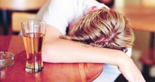 صوره اضرار تناول الكحول على الانسان