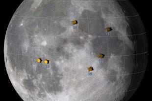 صور متى كان هبوط اول رجل على سطح القمر