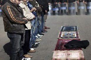صور حكم الصلاة بالحذاء