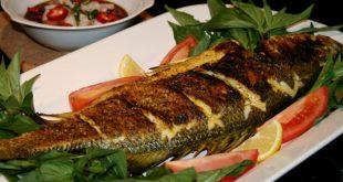 السمك يخفض الكوليسترول