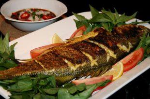 صوره السمك يخفض الكوليسترول