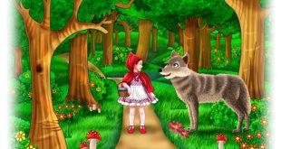 صوره قصة ليلى وذئب