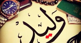 صور ما معنى اسم وليد