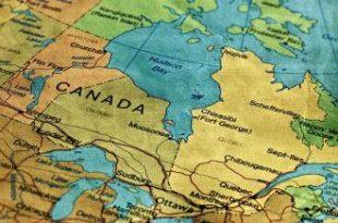 صور كندا اين تقع