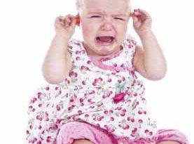 صورة قطرة التهاب الاذن للاطفال
