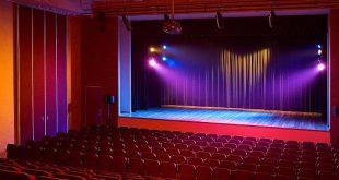 نص الموضوع عن المسرح