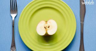 رجيم التفاح رمز الصحة والتغذية