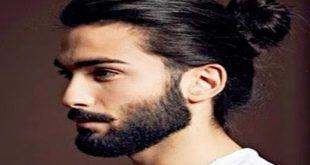 صورة تطويل الشعر للرجال
