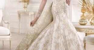 صوره لباس عروس 2018