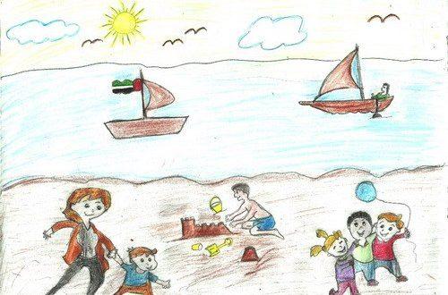 صور صور اطفال حول التلوث