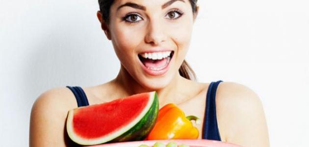 صور وصفة سريعة لزيادة الوزن في اسبوع