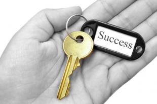 صور كيف تصل الي مفاتيح النجاح