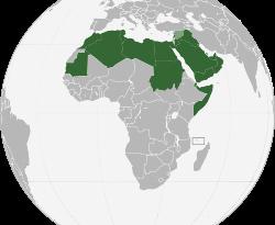 صور مساحة الوطن العربي بالكيلو متر