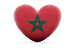 صور صور علم المغرب