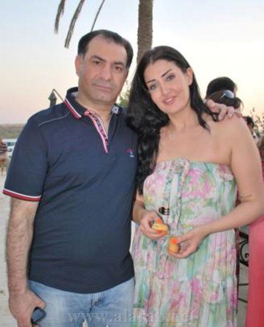 صورة زوج غادة عبد الرازق , زفاف غادة عبد الرازق