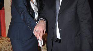 صورة زوج غادة عبد الرازق , زفاف غادة عبد الرازق 11432 6 298x165