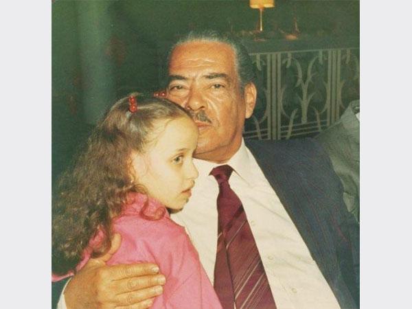 صور الاعلامية ريهام سعيد , صورة ريهام سعيد وهي طفلة