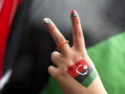 صورة علم ليبيا الجديد , صور علم ليبيا الجديد