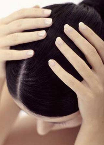 صورة علاج تساقط الشعر , تساقط شعر النساء