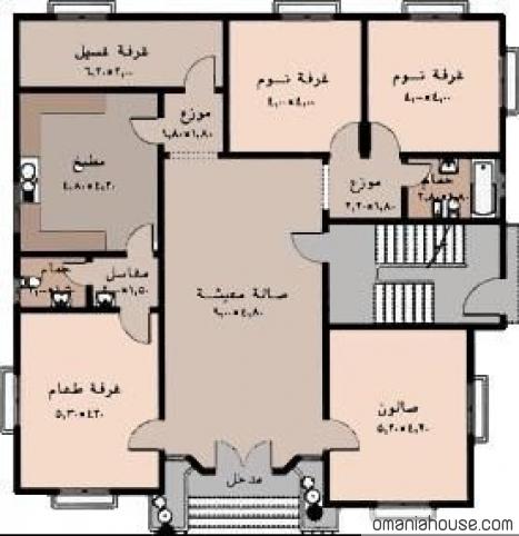 صور خرائط بيوت, صغيرة وكبيرة