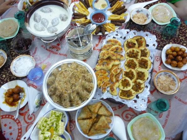 بالصور فطار رمضان اجمل فطور رمضاني , احلى اكلات الافطار 12304 3