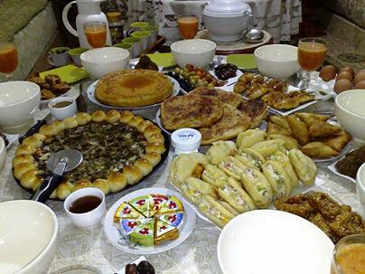 بالصور فطار رمضان اجمل فطور رمضاني , احلى اكلات الافطار 12304