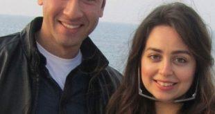 زوج هبة مجدي , هبة مجدى مع زوجها