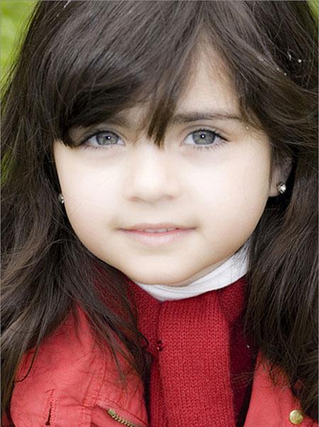 صور صور اجمل فتاة , الطفلة جورى