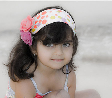 صورة صور اجمل فتاة , الطفلة جورى