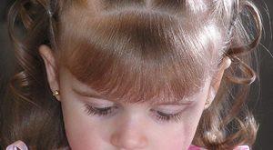 صورة تسريحات شعر بنات صغار