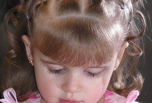 صور تسريحات شعر بنات صغار