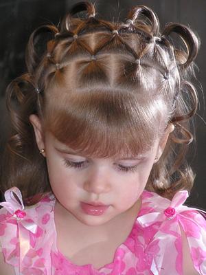 صورة تسريحات شعر بنات صغار 126700