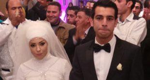 زوجة محمد صلاح , صور زوجة محمد صلاح