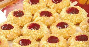 صورة حلويات جزائرية جديدة 2019 , احلى انواع الحلوى