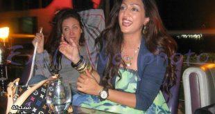 صور صور فنانات عربيات اكثر شراهه للتدخين