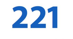 221 مفتاح اي دولة