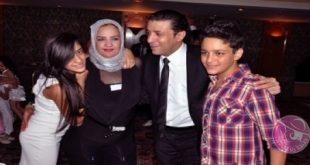 صورة زوجة مصطفى كامل الحقيقية