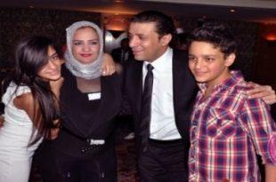 صور زوجة مصطفى كامل الحقيقية