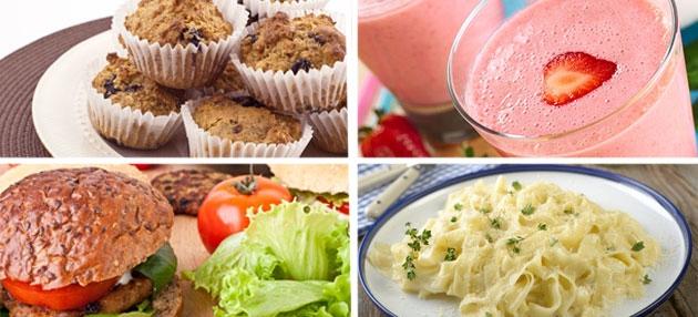 صور اكلات اقل سعرات حرارية